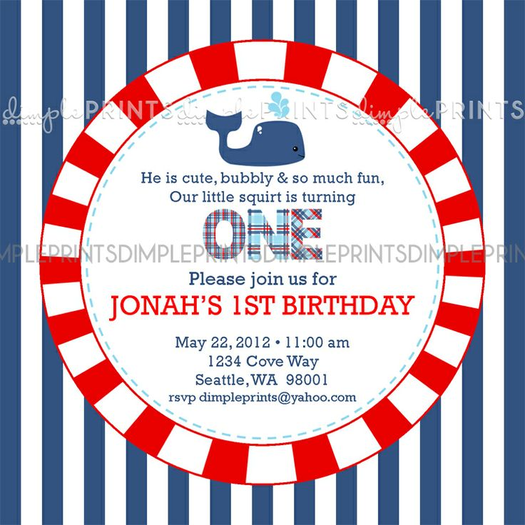 812 best Nautical Party theme images on Pinterest | Baby boy ...