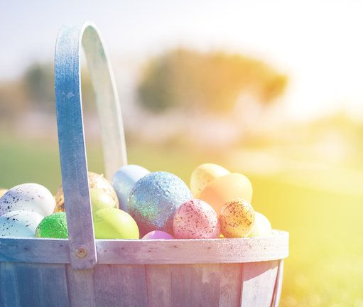 4 tips for the perfect Easter-egg hunt: Make a fun Easter-egg hunt part of your family's Easter traditions