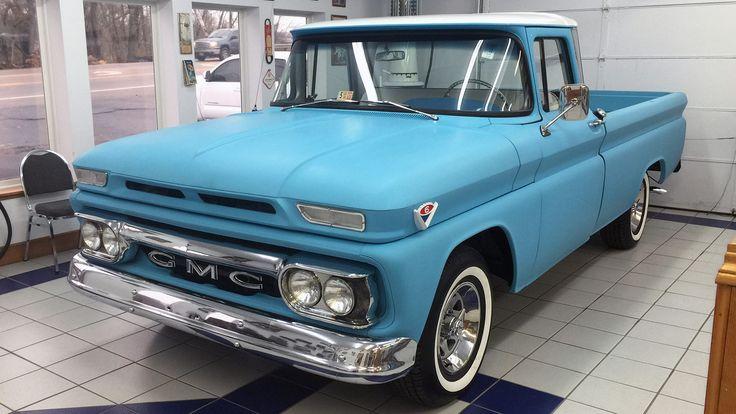 1962 GMC  Pickup presented as Lot G198 at Kissimmee, FL