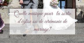 Sortir de l'église ou de la cérémonie est un moment clé de la journée du mariage qui lance le début des festivités après les moments émouvants des cérémo...