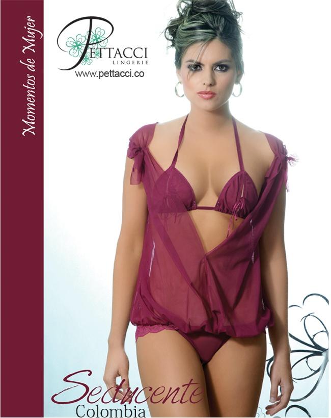 Ropa interior femenina pettacci seducente colecci n colombia pinterest ol - Ropa interior femenina sexis ...