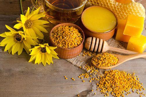 Super gezonde bijenpollen. Lees hier alles over!