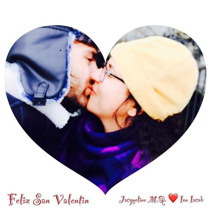 Que el amor  siempre domine nuestro mundo interior y exterior.  Que el amor mantenga calientes nuestros cuerpos infinitamente. #love #sanvalentin