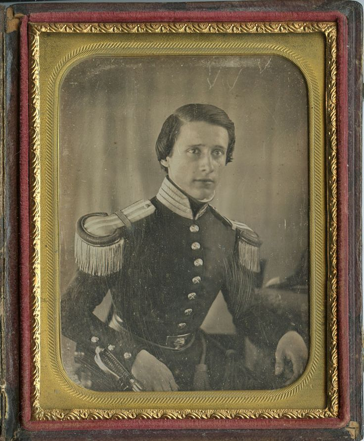 Image detail for -Artillery soldier Mexican War daguerreotype photo | eBay