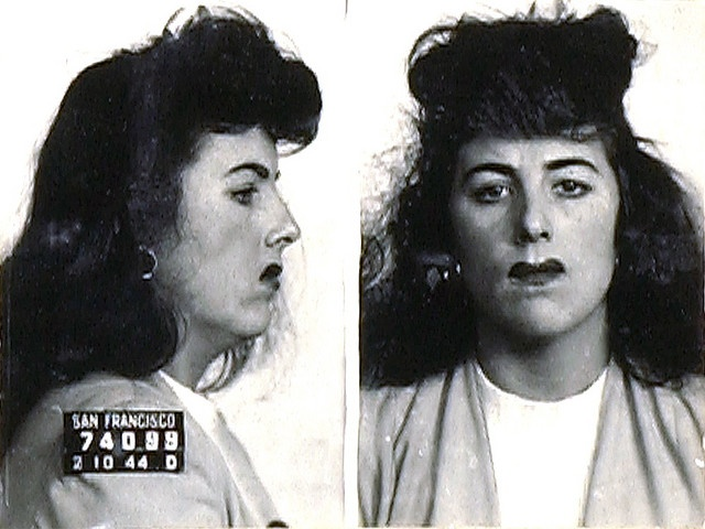 Best Characters Images On Pinterest Mug Shots Vintage Photos - 15 vintage bad girl mugshots from between the 1940s and 1960s