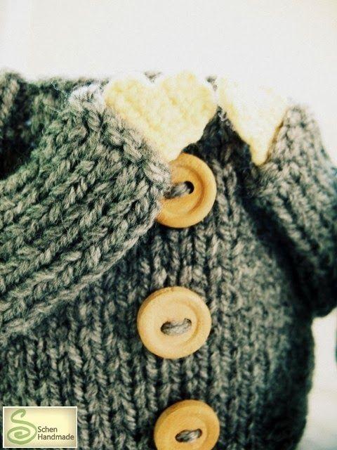 Cute sweater cup warmer