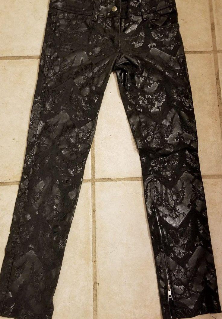 "LIP SERVICE Blackmark ""Night Hawk"" pants #51-81"