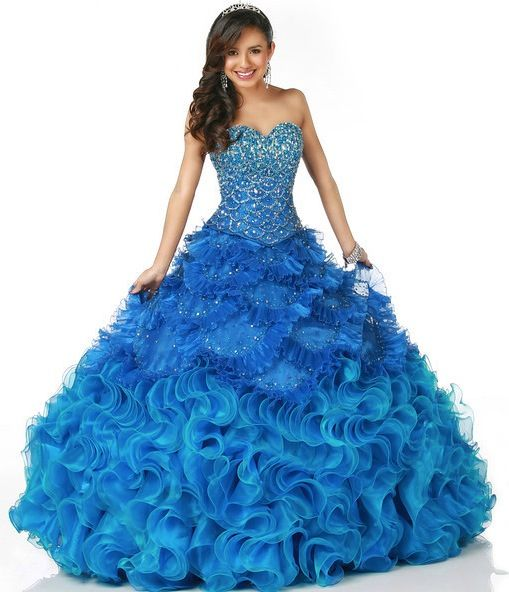 Ariel Disney inspired Ball Gown