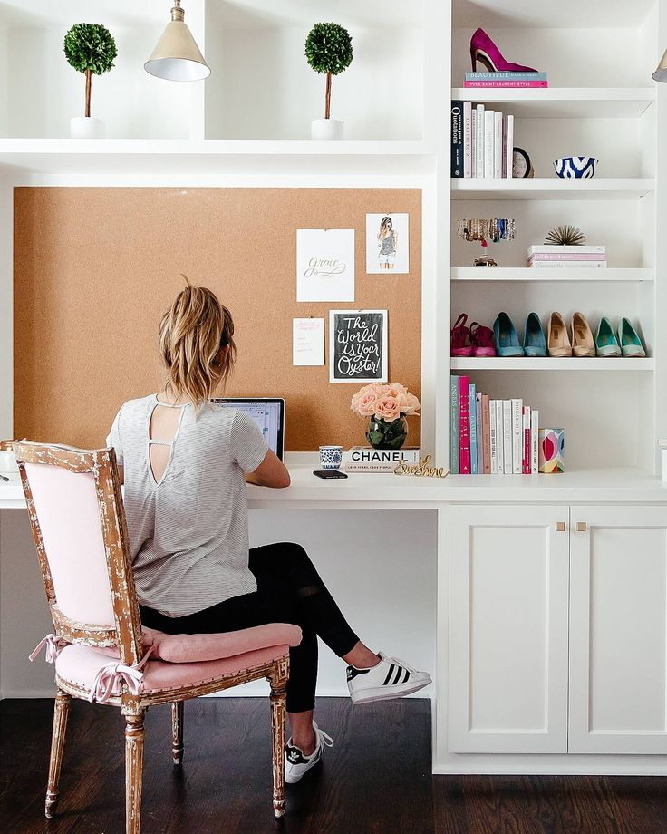 25+ Best Ideas About Cute Office Decor On Pinterest
