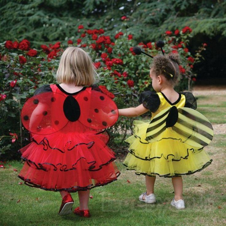 Køb Udklædning - Humlebi - 2-3 år. online - Udklædning og Rolleleg