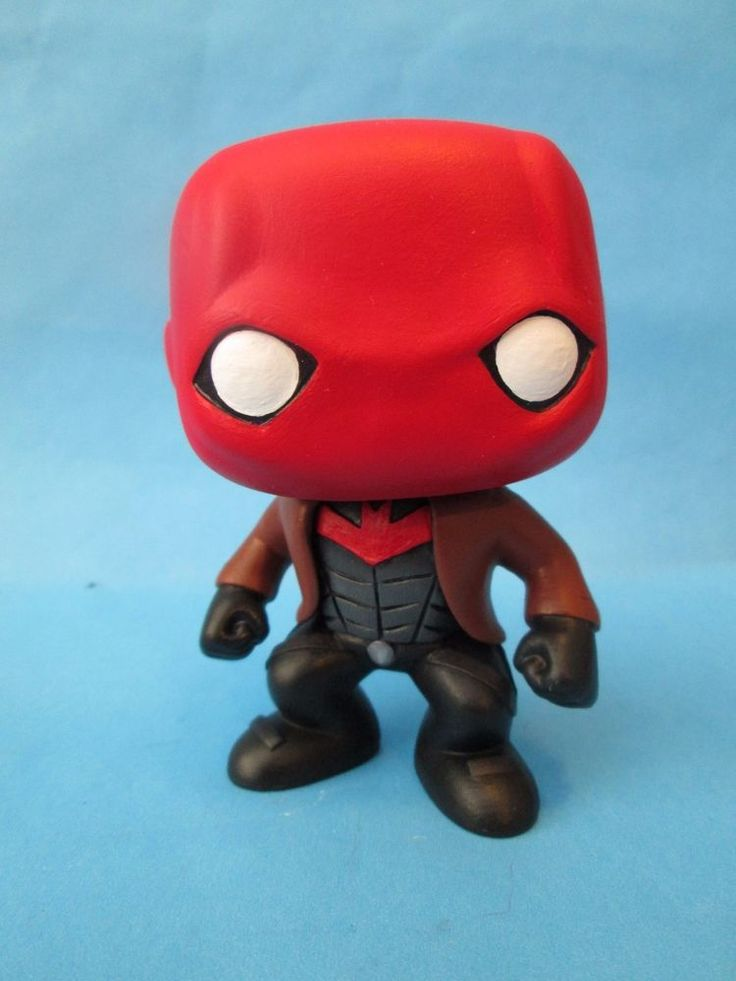 Custom Funko POP RED HOOD Vinyl Figure by CusT0M DC Batman Joker Jason Todd POP! | Toys & Hobbies, Action Figures, Comic Book Heroes | eBay!