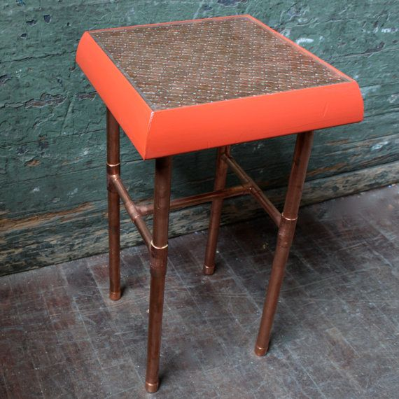 1000 images about penny stuff on pinterest for Table y copper tube
