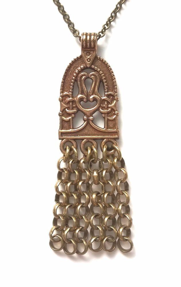 Kalevala Koru Vintage Necklace