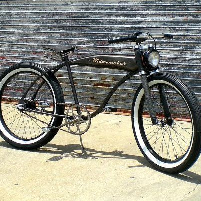 Golly what a swell blog: Rat Rod Bicycles.