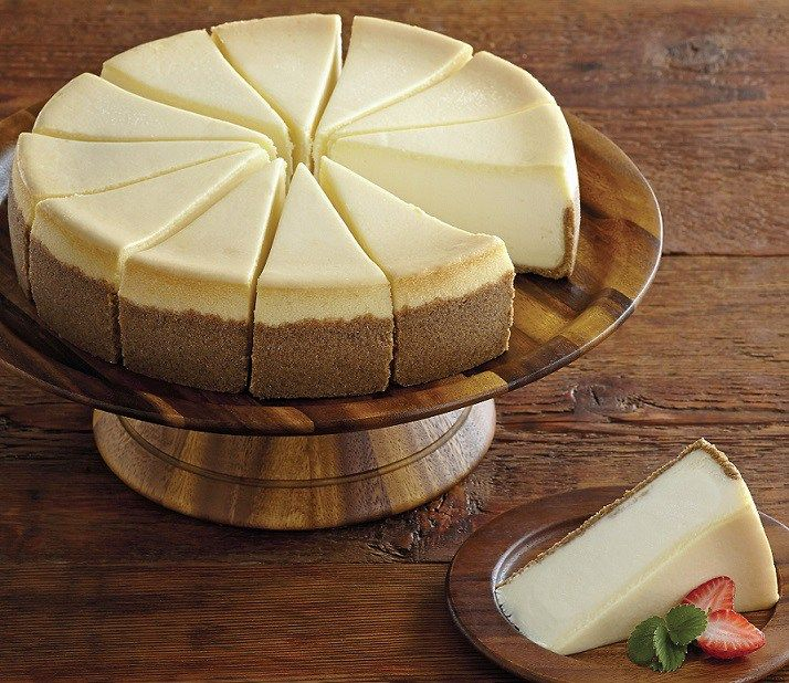 This is the Cheesecake, world's best New York style cheesecake that I have ever tried. Supposedly this recipe came out to public by one of the cooks from the Cheesecake Factory, in any case what I can tell you for sure is that if you make this recipe right you can fool everyone...