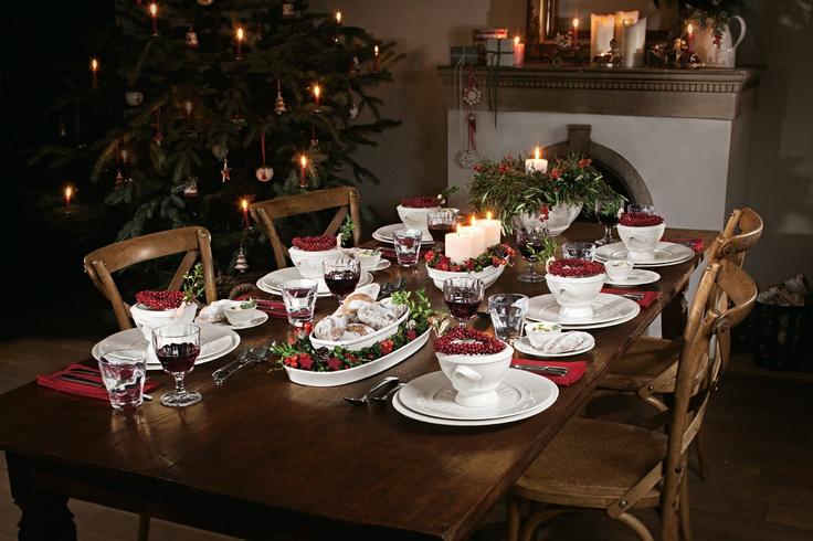 Farmhouse Touch - klasické Vánoce