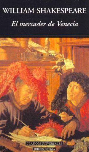 El Mercader De Venecia de Shakespeare