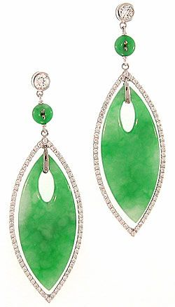 17 best images about jadeite earrings craved on for Pictures of jade jewelry