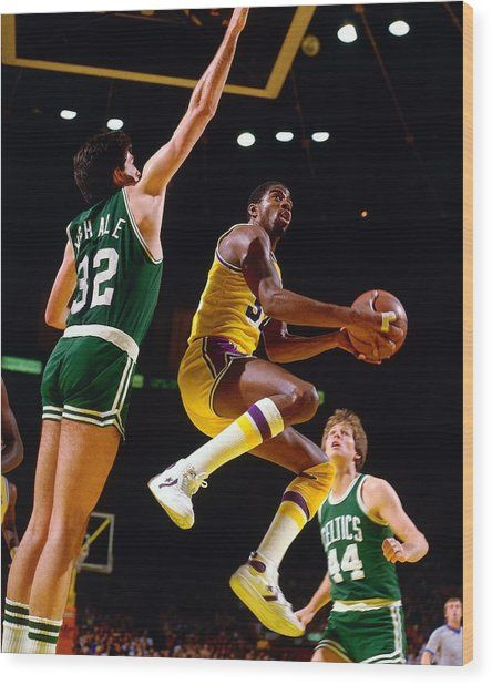 8c0b7638f6 Pin by Antonio Williams on NBA old school | Magic Johnson, La lakers, NBA