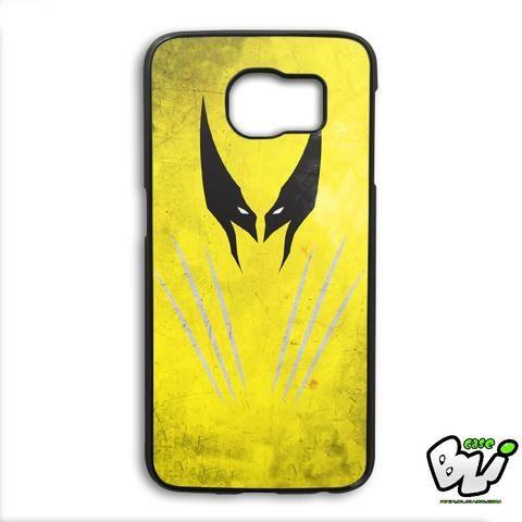 Wolverine X Men Samsung Galaxy S6 Edge Plus Case