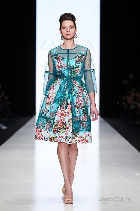 Женская мода: Zarina, весна-лето 2015