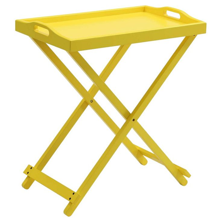 Convenience Concepts Folding Tray Table - 239900