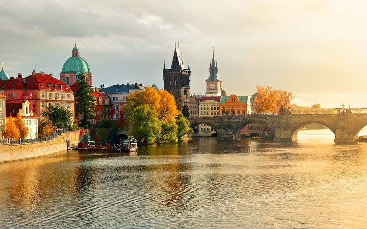 Crazy deals from £247 one-way, compare flights to Prague at http://goo.gl/K4nCSg