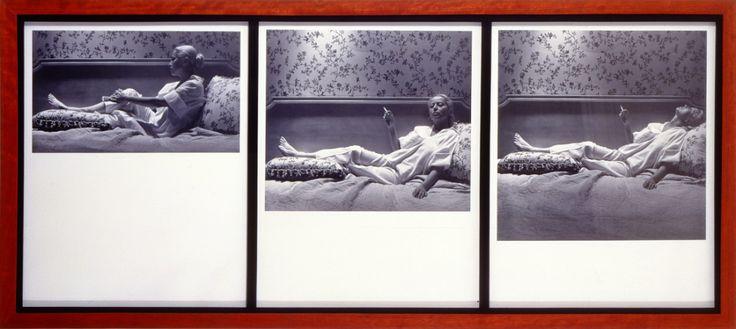 Robert Mapplethorpe, Holly Solomon, 1976.