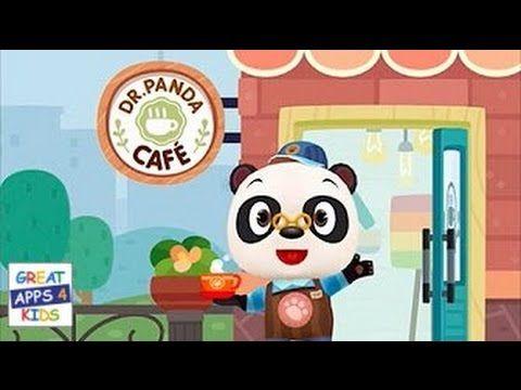 Dr. Panda Cafe (By Dr. Panda Ltd) | Activity App for Kids