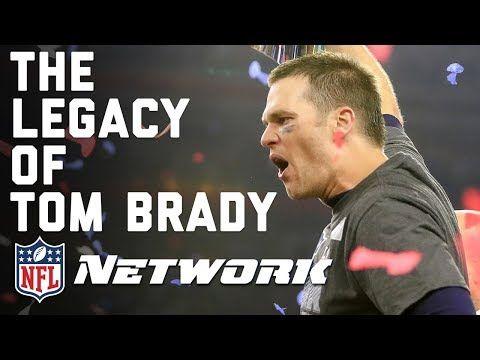 Tom Brady's 40 Longest Touchdown Passes | Happy 40th Birthday TB12! | NFL Highlights - YouTube