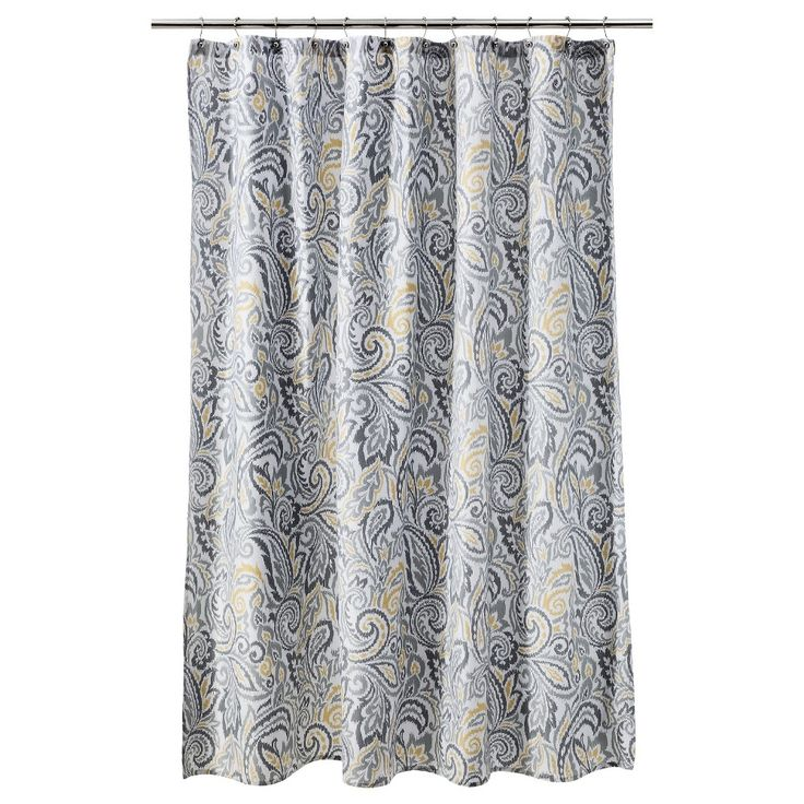 The 25+ best Paisley shower curtain ideas on Pinterest | Paisley ...
