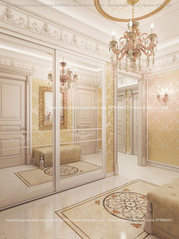 Пример дизайн интерьера ЖК Армейский Одесса