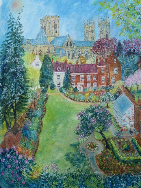 York Minster, Spring Garden SELINA THORP