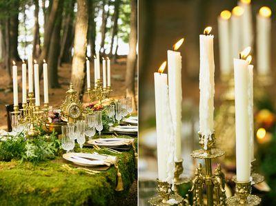 Wiccan wedding ~ handfasting