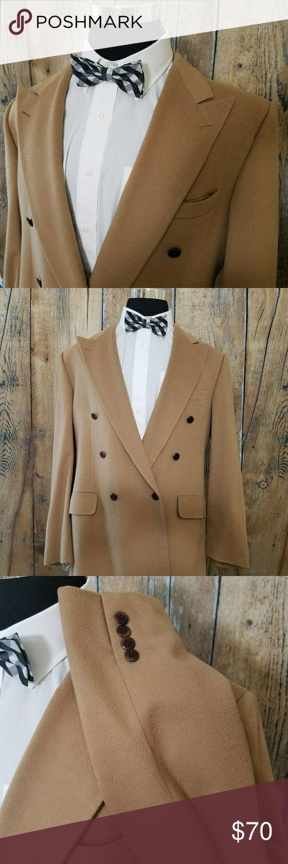 Nordstrom Cashmere Sport Coat 48R Good Used Condition Nordstrom Suits & Blazers Sport Coats & Blazers