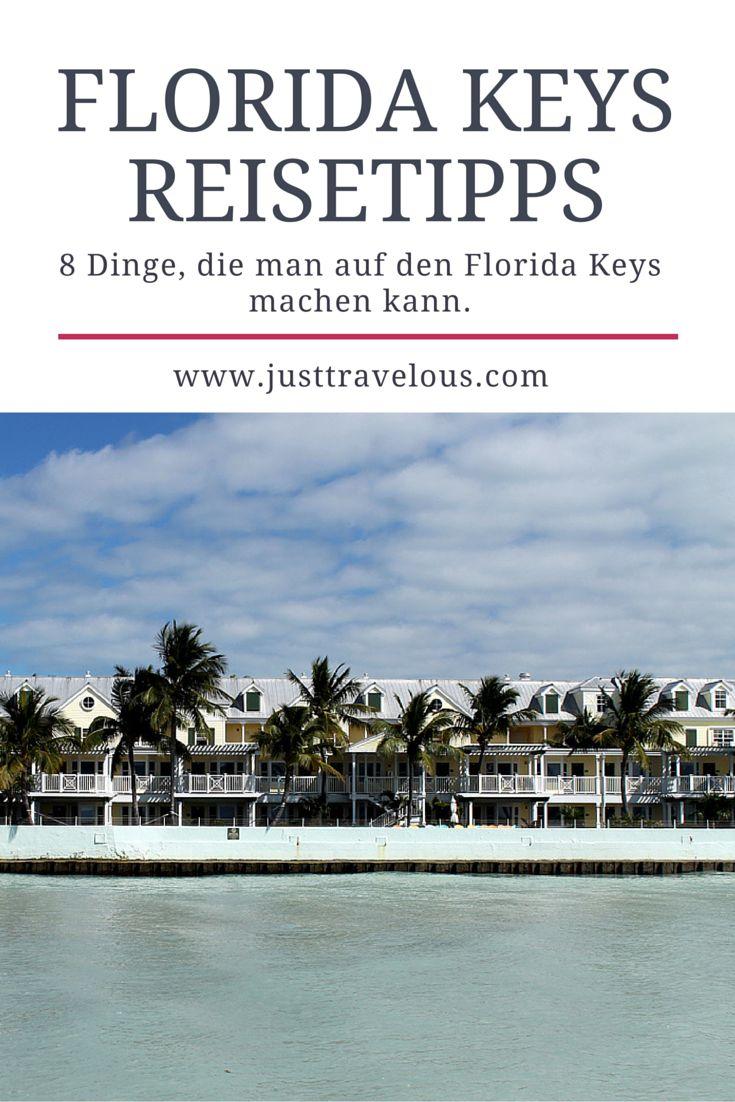8 Dinge, die man auf den Florida Keys machen kann. Eine Rundreise zu schöner Architektur, verlassenen Orten, kleinen Tieren und atemberaubenden Ausblicken.