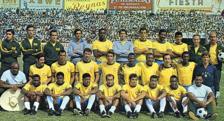S P O R T' S : SELEÇÃO BRASILEIRA DE 70