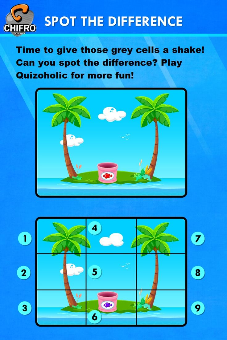 Here's your challenge: Spot the difference between these pictures! For more challenges, play Quizoholic! #Googleplay #AndroidGame #QuizGame