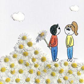 Ultimissime dall'orto: intervista a isaBella protagonista di una storia d'amore (e non solo) tra parole e disegni petalosi #flowers #illustration