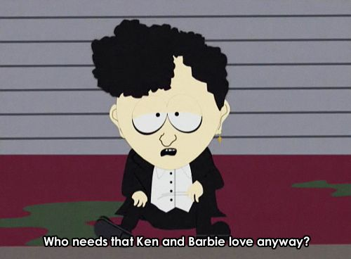 16 Times The South Park Goth Kids Saw Into Your Empty, Black Soul (via BuzzFeed)