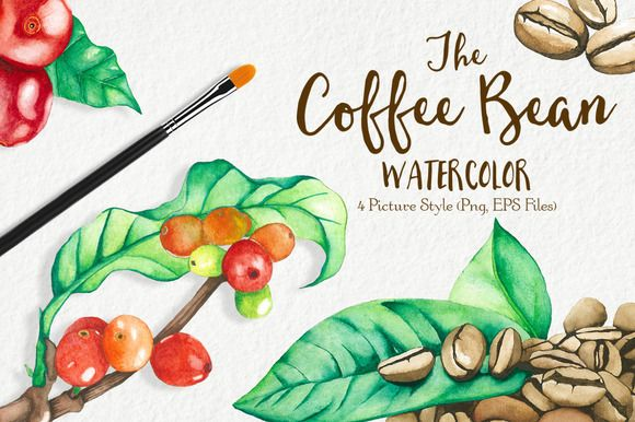 Watercolor Coffee Bean by andypray on @creativemarket  #watercolor #clipart #coffee #coffeebean #clip #art #food #logo #design #branding #artprint #watercolour #handpainted #handdrawn #coffeeillustration #coffeeclipart #watercolor #coffee #healthyfood #robusta #handmade #coffeetree #coffeeroasted #roasted #bean #roast #drink #drawingcoffee #cappucino #espresso #latte #lattemachiato #caffe #caffèmacchiato