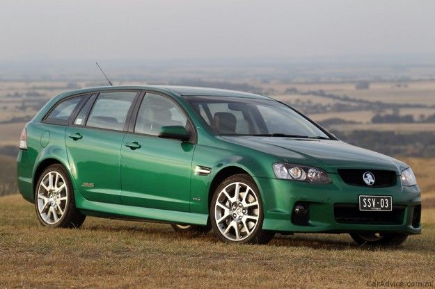 Holden Commodore Sportwagon Review | CarAdvice