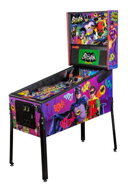 Batman 66 Premium | Stern Pinball