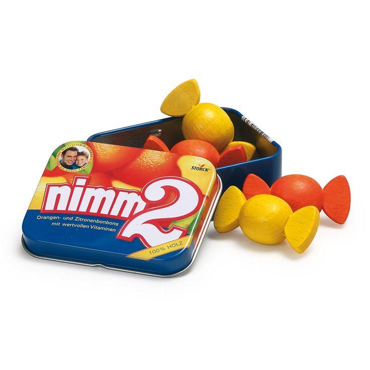 Erzi 14356 - Bonbon Nimm2 in Blechdose: Amazon.de: Spielzeug