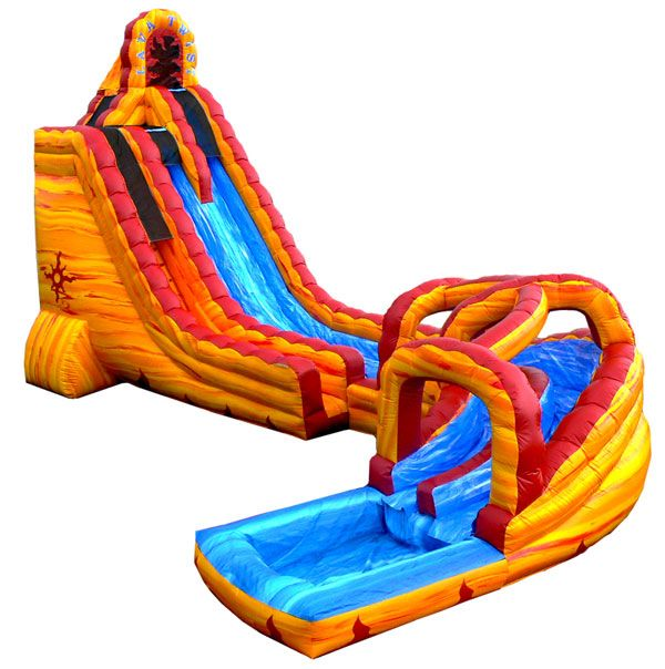 Inflatable Water Slide Az: 127 Best Images About Bounce House On Pinterest