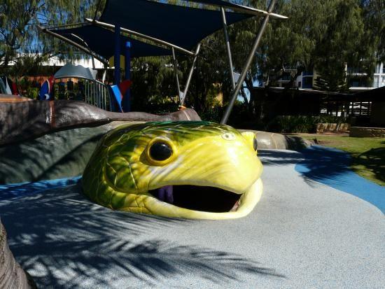 Turtle Park, Bargara: