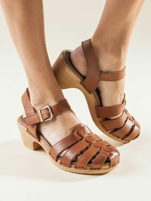 Dansko Heels The Dotty Shoe