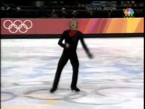 Evgeni Plushenko The Godfather 2006