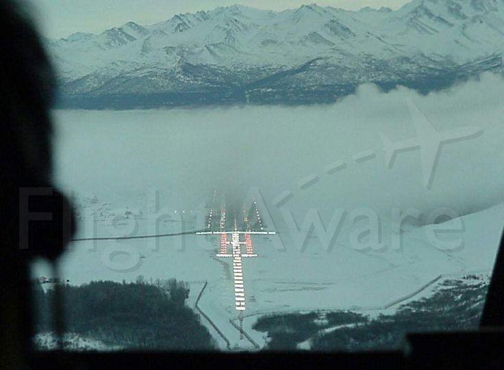 Photo of Anchorage Intl (PANC) ✈ FlightAware