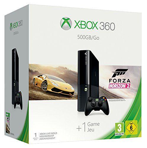 Console Xbox 360 500Go + Forza Horizon 2: Editeur : Microsoft Plate-forme : Xbox 360 Date de sortie : 2015-09-22 Cet article Console Xbox…